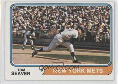 1974 Topps - [Base] #80 - Tom Seaver