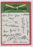 California Angels (One Star on Back)