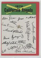 California Angels (One Star on Back) [Poor]