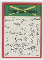 California Angels [Good to VG‑EX]