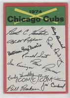 Chicago Cubs (One Star on Back) [PoortoFair]