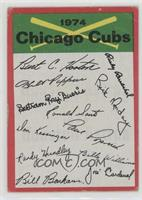 Chicago Cubs (Two Stars on Back) [PoortoFair]