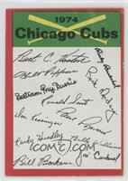 Chicago Cubs (Two Stars on Back) [GoodtoVG‑EX]
