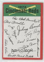 Cincinnati Reds [Good to VG‑EX]