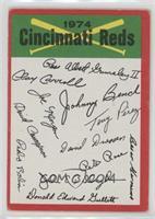 Cincinnati Reds (One Star on Back) [GoodtoVG‑EX]
