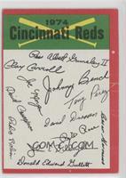 Cincinnati Reds (One Star on Back) [Poor]