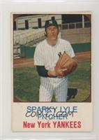 Sparky Lyle [NoneGoodtoVG‑EX]
