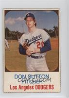 Don Sutton [Noted]