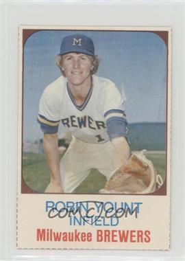 1975 Hostess All-Star Team - [Base] #80 - Robin Yount