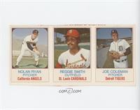 Nolan Ryan, Reggie Smith, Joe Coleman [GoodtoVG‑EX]