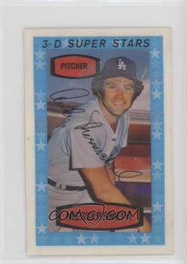 1975 Kellogg's 3-D Super Stars - [Base] #30 - Andy Messersmith [Poor to Fair] - Courtesy of COMC.com