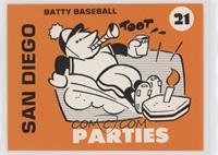 San Diego Parties