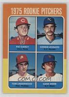 Tom Underwood, Hank Webb, Pat Darcy, Dennis Leonard [GoodtoVG&#8209…