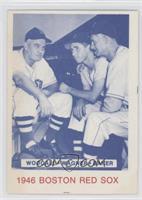 Larry Woodall, Del Baker, Hal Wagner