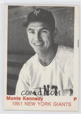 1975 TCMA 1951 New York Giants - [Base] #MOKE - Monte Kennedy