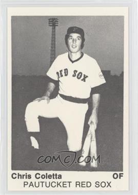 1975 TCMA 1974 International League All-Stars - [Base] #12 - Chris Coletta