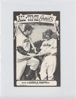 Hank Greenberg & Ralph Kiner [Good to VG‑EX]