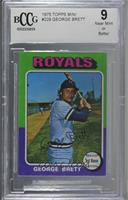 George Brett [BCCG Near Mint]