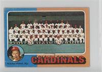 St. Louis Cardinals Team, Red Schoendienst [PoortoFair]