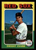 Dwight Evans [EX MT]
