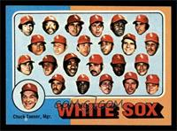 Chicago White Sox Team, Chuck Tanner [NM MT]