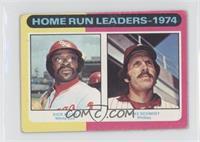 Home Run Leaders - 1974 (Dick Allen, Mike Schmidt) [GoodtoVG‑…