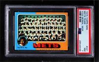 New York Mets Team, Yogi Berra [PSA7NM]