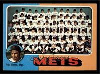 New York Mets Team, Yogi Berra [FAIR]