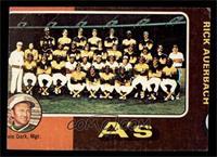 Oakland Athletics Team, Alvin Dark [FAIR]