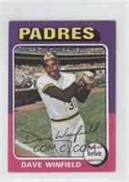 Dave Winfield [Noted]