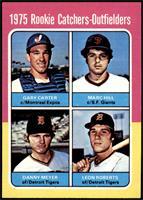Gary Carter, Marc Hill, Danny Meyer, Leon Roberts [NM]