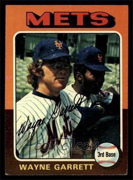 1975 Topps - [Base] #111 - Wayne Garrett [VGEX]