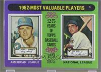 1952-Most Valuable Players (Bobby Shantz, Hank Sauer) [PoortoFair]
