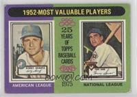 1952-Most Valuable Players (Bobby Shantz, Hank Sauer) [GoodtoVG&#82…