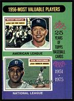 1956-Most Valuable Players (Mickey Mantle, Don Newcombe) [VGEX]
