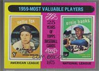 1959-Most Valuable Players (Nellie Fox, Ernie Banks) [Altered]