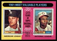 1961-Most Valuable Players (Roger Maris, Frank Robinson) [EXMT]