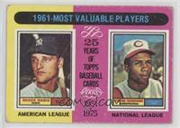 1961-Most Valuable Players (Roger Maris, Frank Robinson) [PoortoFai…