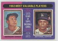 1962-Most Valuable Players (Mickey Mantle, Maury Wills) [PoortoFair]