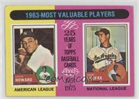 1963-Most Valuable Players (Sandy Koufax, Elston Howard) [Poor]