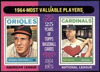 1964-Most Valuable Players (Brooks Robinson, Ken Boyer) [NMMT]