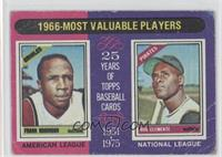 1966-Most Valuable Players (Frank Robinson, Roberto Clemente) [Goodto&nbs…