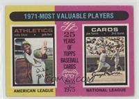 1971-Most Valuable Players (Vida Blue, Joe Torre) [PoortoFair]