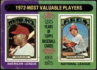 1972-Most Valuable Players (Dick Allen, Johnny Bench) [FAIR]