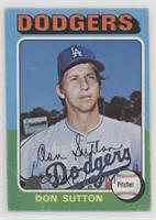 Don Sutton [Poor]