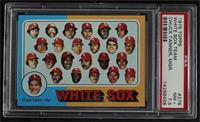 Chicago White Sox Team, Chuck Tanner [PSA 7.5 NM+]