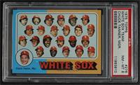 Chicago White Sox Team, Chuck Tanner [PSA 8 NM‑MT]
