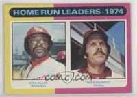 Dick Allen, Mike Schmidt