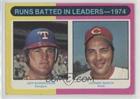 Jeff Burroughs, Johnny Bench [Good to VG‑EX]
