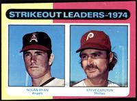 Strikeout Leaders (Nolan Ryan, Steve Carlton) [EX]